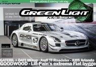 GreenLight Magazine #7 - 2014