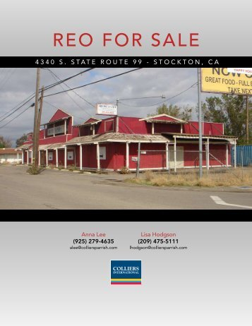REO FOR SALE - Anna Lee
