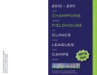 champions fieldhouse 40 southlawn court rockville, md 20850