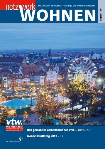NW4 13 (pdf | 4.9 MB) - Verband Thüringer Wohnungswirtschaft e.V.