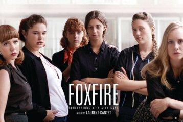 DP Foxfire US 29 HD - Memento Films International