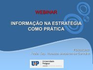 webinar informação na estratégia como prática - My Laureate