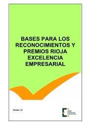 premio riojano a la excelencia en la gestión - Agencia de Desarrollo ...