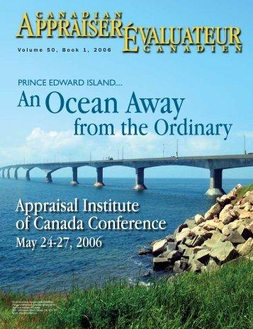 Book 1 - Appraisal Institute of Canada