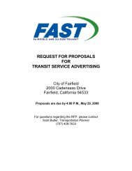 request for proposals for transit service advertising