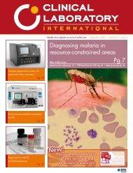 Diagnosing malaria in resource-constrained areas Pg.7