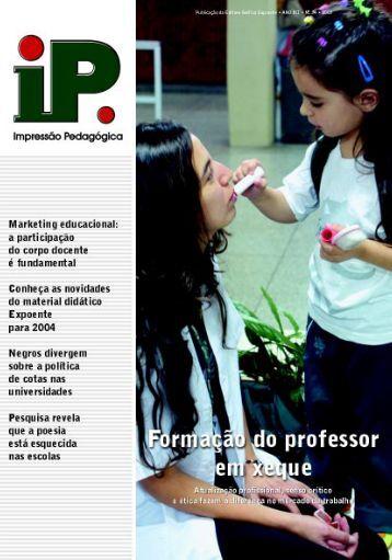 Revista IP nº34 - Formação do professor em ... - Escola Interativa