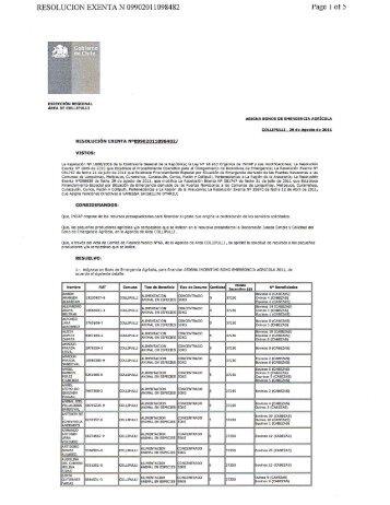 RESOLUCION EXENTA N 0990201 1098482 - Indap
