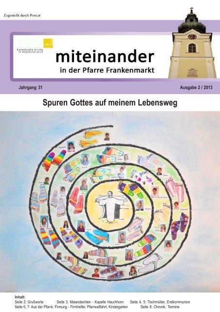 Gemeindeinfo 03/2012 - Marktgemeinde Frankenmarkt
