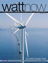 download a PDF of the full February 2013 issue - Watt Now Magazine