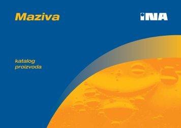 Katalog maziva - download - Ina