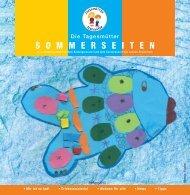 Sommerseiten 2013 - Tagesmütter Steiermark