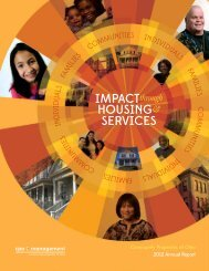 View CPO Annual Report - Ohio Capital Corporation for Housing
