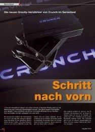 Test in Car & Hifi 5/2009 - Audio Design GmbH