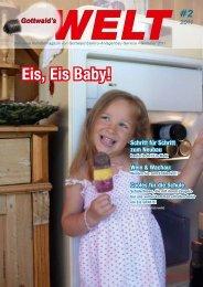 Sommer-Magazin 2011 - Elektro Gottwald
