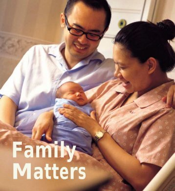 Family Matters – Report of the Public Education Committee on ...
