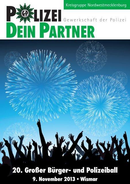 20. Großer Bürger- und Polizeiball - bei Polizeifeste.de