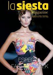 LA SIESTA Mag. - Especial Moda