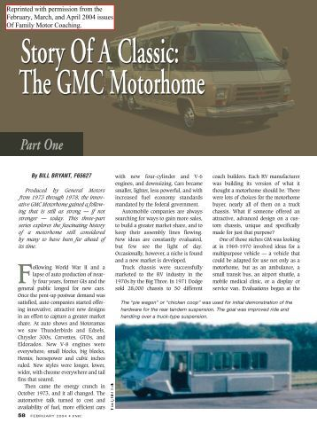 update gmc motorhome electrical panel bdub net the gmc motorhome story of a classic bdub net