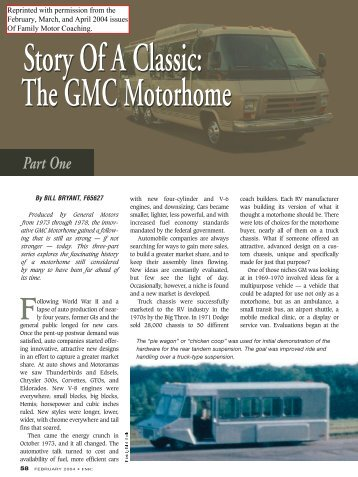 Super sized gmc motorhome wiring diagrams we have bdub the gmc motorhome story of a classic bdub asfbconference2016 Images
