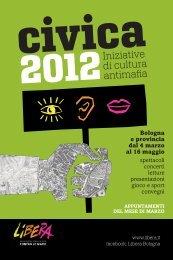 Civica 2012 - Comune di Bologna