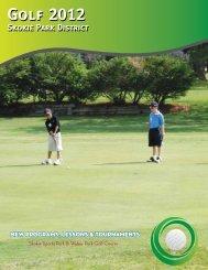 Golf 2012 Golf 2012 - Skokie Park District