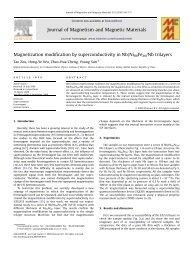 Magn. Magn. Mater. 322 (2010)
