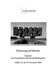 Textbuch als PDF (2,6 MB) - Cusanuswerk