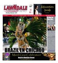 Education Guide Mardi Gras Celebration! - Lawndale News