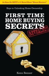First Time Home Buying Secrets Revealed - Top Producer ...