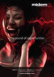 The sound of opportunities - adisq