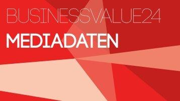 Was WIR BIETEN - BusinessValue24