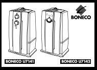 Handleiding Boneco 7142 - Fonq.nl