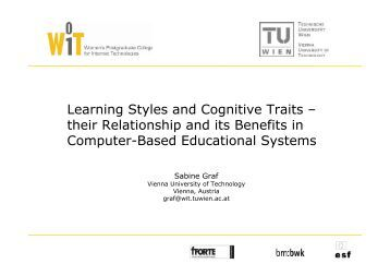 Relationship between learning and cognition