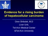 Evidence for a rising burden of hepatocellular carcinoma