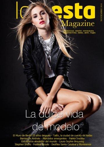 LA SIESTA Mag. nº 4 - 11.14