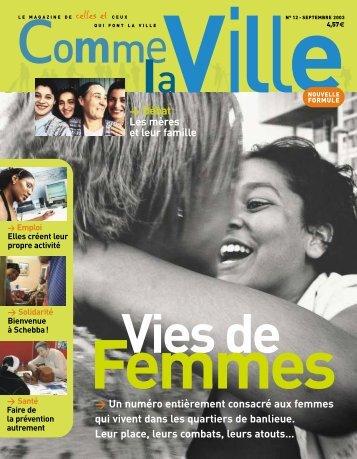 Télécharger Comme la Ville n°12 - Délégation interministérielle à la ...