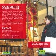 GRAzGutschein - Graz Tourismus