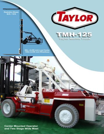 TMH-125 - Taylor Machine Works