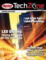 Lighting Solutions TechZone Magazine, June 2011 - Digikey