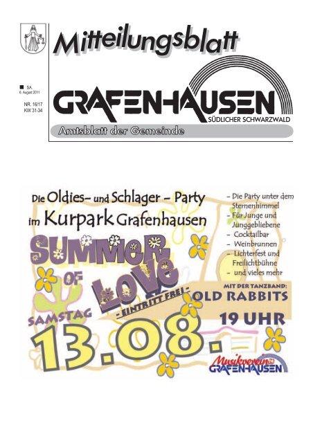 Der Schlüchtsee vor rund 75 Jahren - Gemeinde Grafenhausen