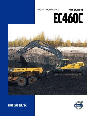 EC460C - Volvo Construction Equipment
