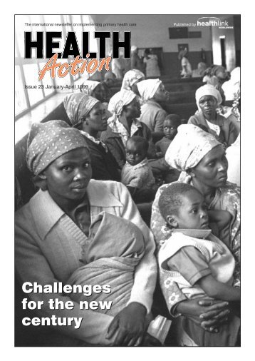Health Action Issue 23: Challenges for the new century - Source