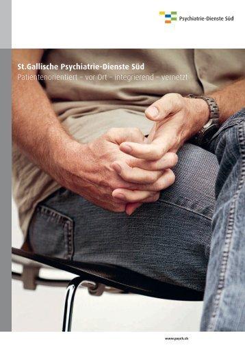 St.Gallischen Psychiatrie-Dienste Süd