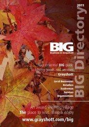 View BIG Directory - Grayshott