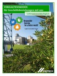 Download - Deutsch (PDF) - Cemex Deutschland AG