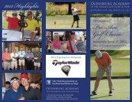 Pro-Am Golf Classic - Oldenburg Academy