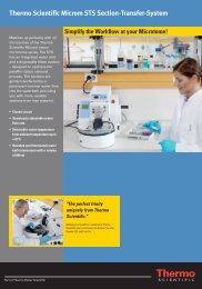 Thermo Scientific Microm STS Section-Transfer-System - Cellab