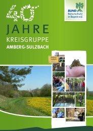 Festschrift- 40.Jahre Kreisgruppe Amberg-Sulzbach - Bund ...