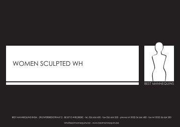 WOMEN SCULPTED WH